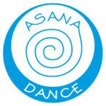 logo asana dance