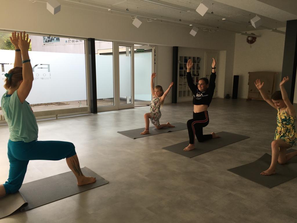 Kids Yoga Kinderyoga Youth Yoga Miriam Wessels 2