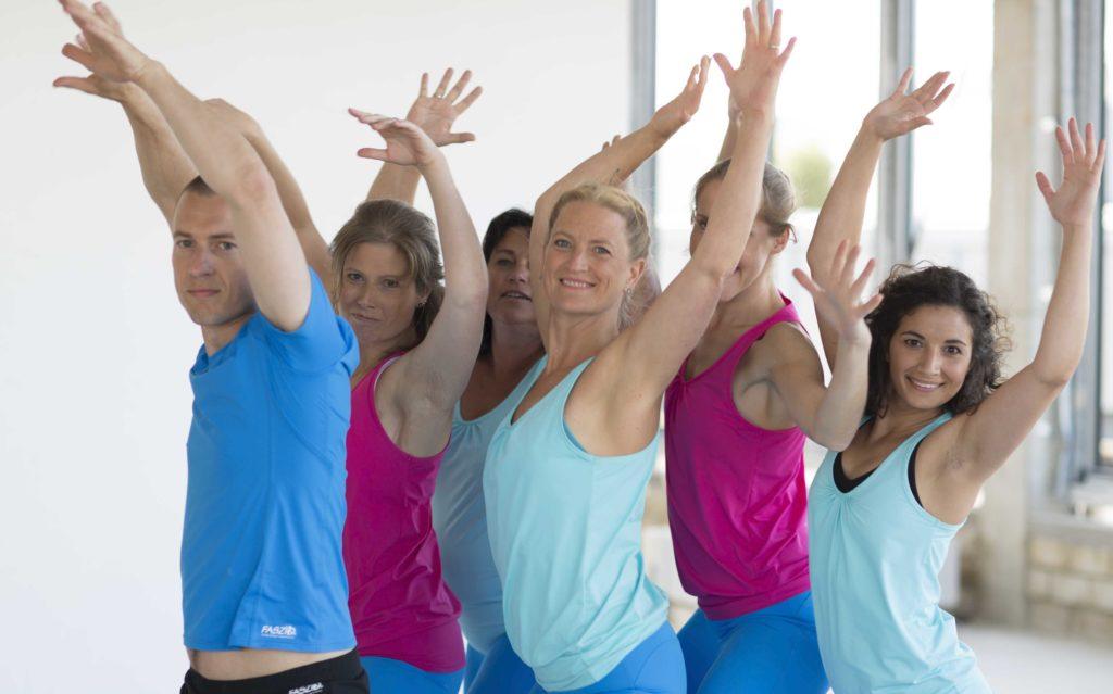 YogaDancing Tanz dein Yoga in der FYTT location